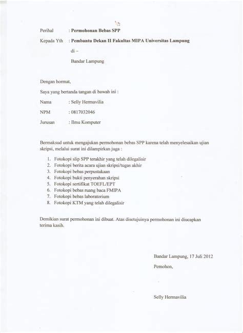 format surat kuasa mahasiswa contoh blog mahasiswa gambar con