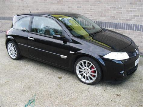 renault megane 2004 black used black renault megane 2007 petrol 2 0 t 16v