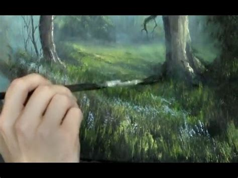 fan brush oil painting oil painting free lesson fan brush tips paint with