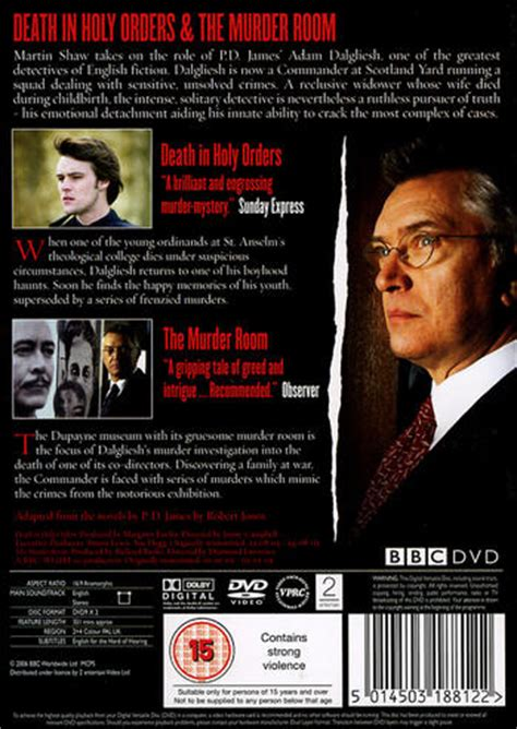 The Murder Room Pd by Pd In Holy Orders Murder Room 2 Disc
