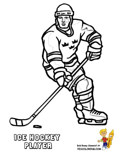 hockey coloring pages pdf coloring pages book kids boys hockey coloring home