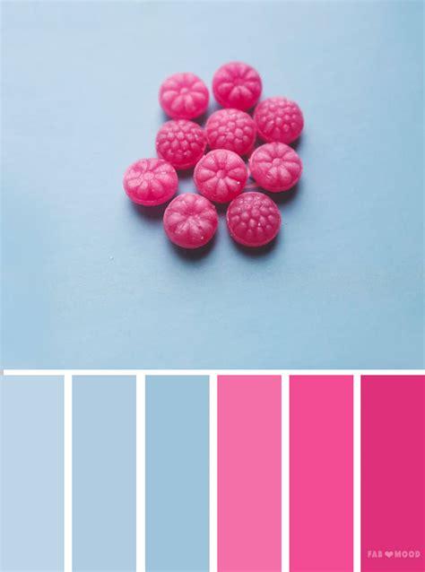 blue wedding color schemes blue and pink color scheme fabmood wedding colors