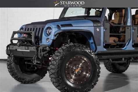 starwood motors jeep bandit starwood motors 2016 jeep wrangler bandit s best