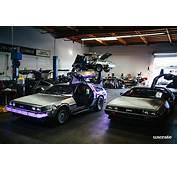 DeLorean DMC 12  Uncrate