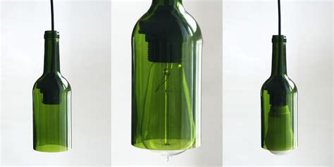 Wine Bottle Ceiling Light by I Turn Empty Wine Bottles Into Beautiful Ceiling Ls