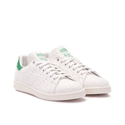 Adidas Stan Smith White adidas stan smith w white green s76665
