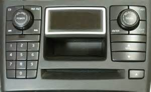 Volvo Xc90 Radio Volvo Xc90 Icm Numeric Radio Panel W Screen 30646128