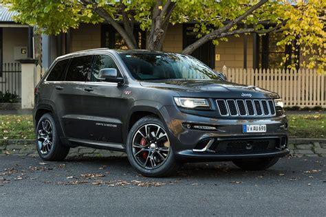 Jeep Srt by Jeep Grand Srt 2016 Review Motoring Au
