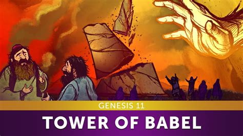 tower of babel genesis sunday school lesson tower of babel genesis 11 bible