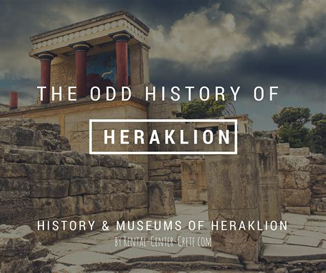 The Odd History of Heraklion & its Museums   Blog