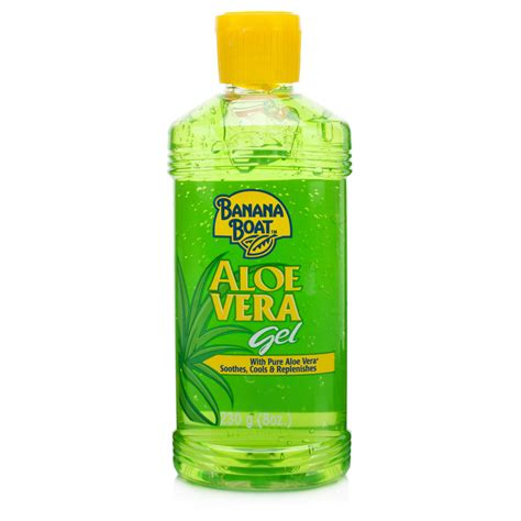 banana gel banana boat aloe vera gel skin care product reviews and