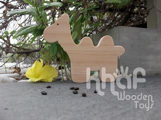 Mainan Anak Seri Hewan Serangga Dan Hewan Melata khaf wooden toys seri hewan mainan kayu