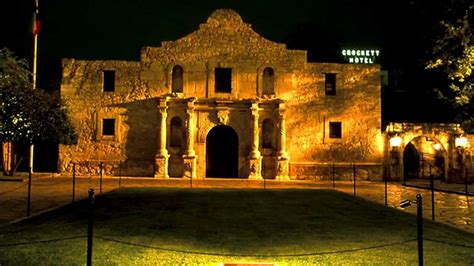 is there a basement in the alamo if it wasn t for george strait