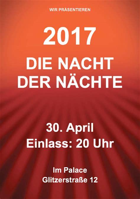 Word Vorlage Flyer event flyer vorlagen