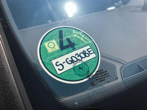 Umweltplakette Auto by Bu 223 Geld Droht Elektroautos Mit E Kennzeichen Brauchen