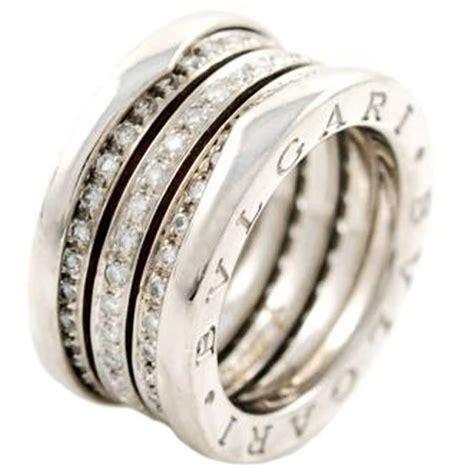 Terlaris Kacamata Fashion Bvlgari Gladiator bulgari pave white gold ring at 1stdibs