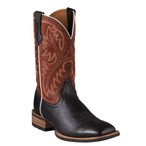 ariat mens boots ariat quickdraw s boot ebay