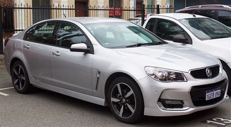 holden in holden commodore