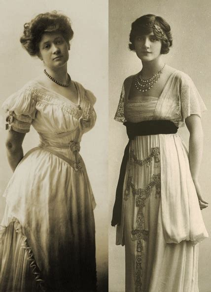 7 best fashion 1900 1909 hairstyles images on pinterest 1900 s lace 7 vintage fashions i love fashion