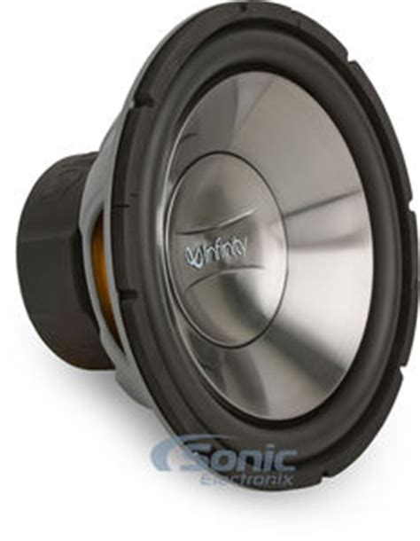 infinity reference 1262w infinity 1252w 12 quot dual 4 ohms reference series subwoofer