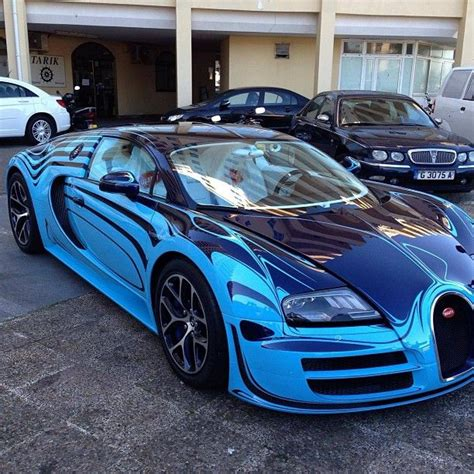 custom bugatti bugatti veyron with custom paint cars pinterest
