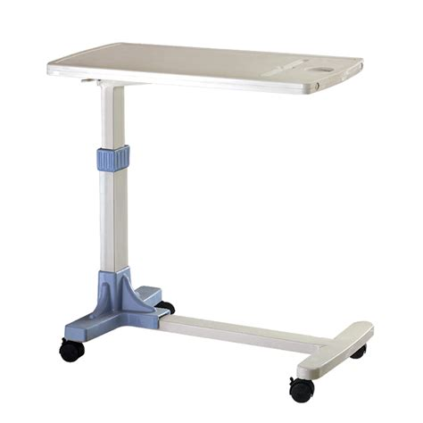 adjustable bed table height adjustable bedside table ultralife healthcare