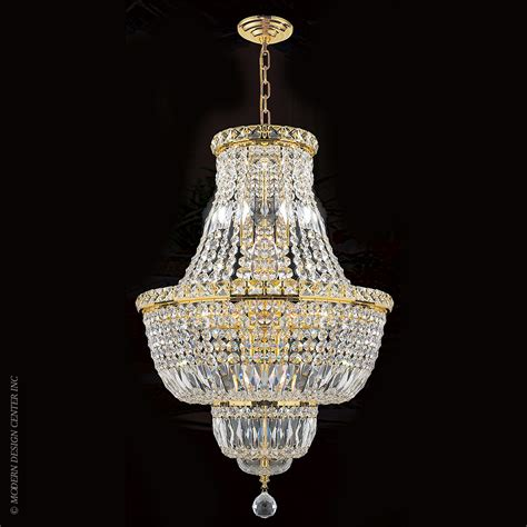 kronleuchter empire empire chandelier w83032g18 worldwide lighting
