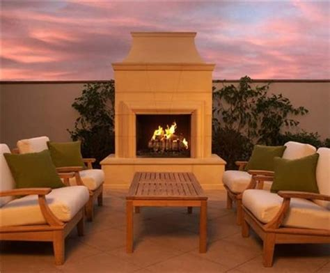 prefabricated outdoor fireplaces 65 best images about patio fireplace on