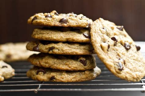 vegan chocolate chip cookies oh she glows