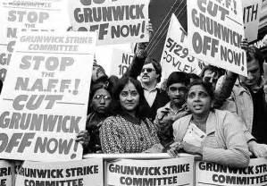 Asian American Movement Essay by The Grunwick Strike A Sivanandan