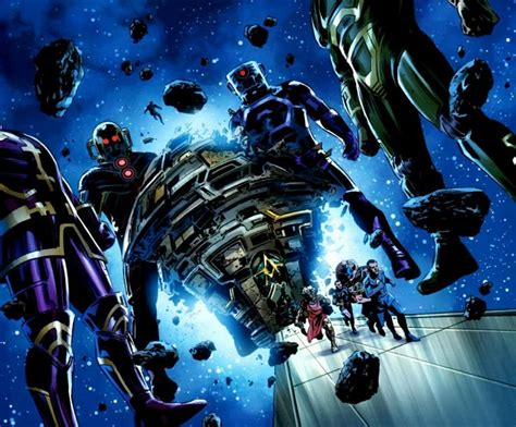 Comic Wall Mural celestials marvel cosmic entities marvel pinterest