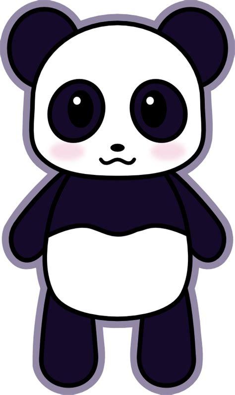 imagenes kawaii png aldii0219tutos pandas kawaii png
