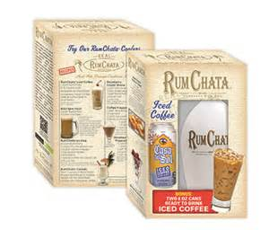 Introducing the rumchata summer iced coffee sampler pack