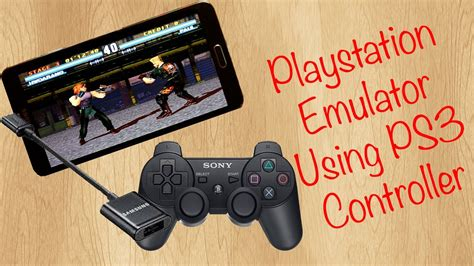 use ps3 controller on android play playstation on android phone using ps3 controller playstation emulator note 3