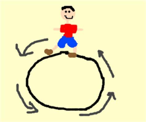 walking in circles walking in circles