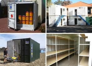 Unusual Shelving 10 cargo shipping container houses building designs