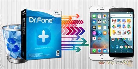 dr fone for android review wondershare dr fone for android ivoicesoft