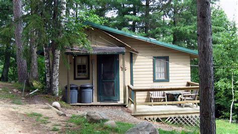 Cabins Available Cabin 4 Tuckaway Resort Pine River Backus Minnesota