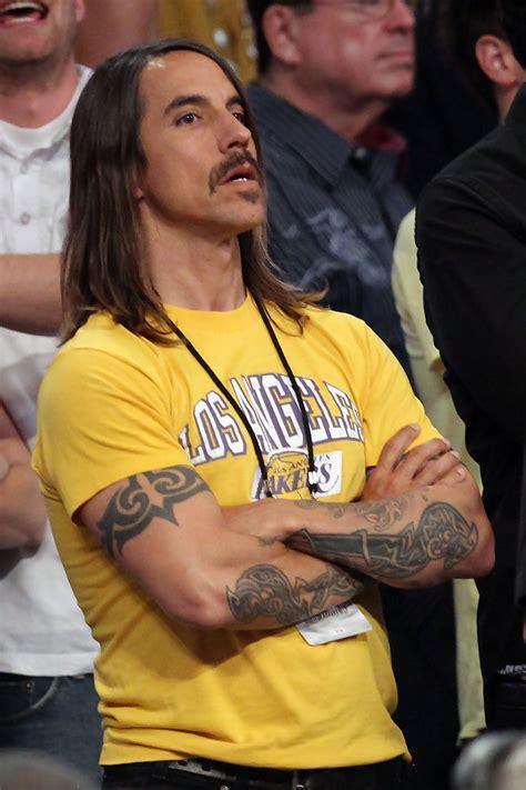 anthony kiedis tribal tattoo anthony kiedis looks