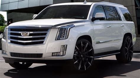 cadillac escalade custom 2017 cadillac escalade vs 2018 ford tourneo custom