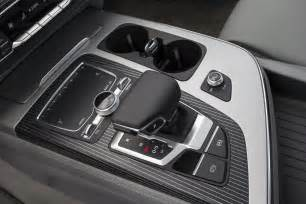 Audi A4 Center Console 2016 Audi Q7 Drive Photo Gallery Motor Trend