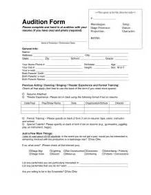 wyoming middle theater mulan audition form