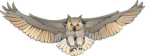 flying owl clipart flying owl clipart search harry potter
