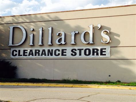 dillard s clearance outlet outlet stores council