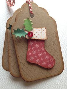 best 25 handmade gift tags ideas on pinterest christmas