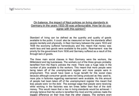 A Level History Essay by College Essays College Application Essays A Level History Essays