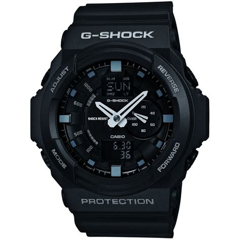casio ga 150 1aer s analogue digital g shock ga