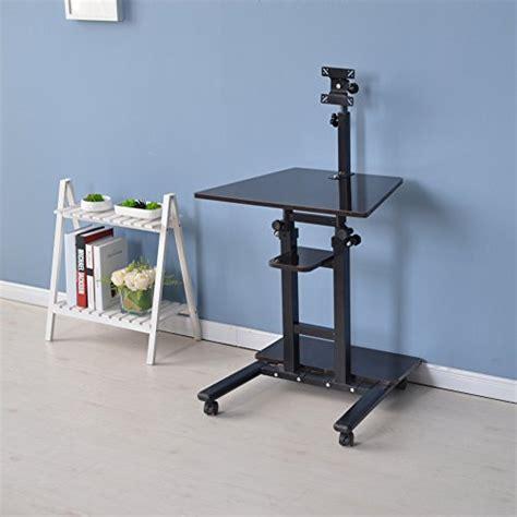 Top 5 Best Mobile Workstation Cart Standing Desk For Sale Standing Desks For Sale