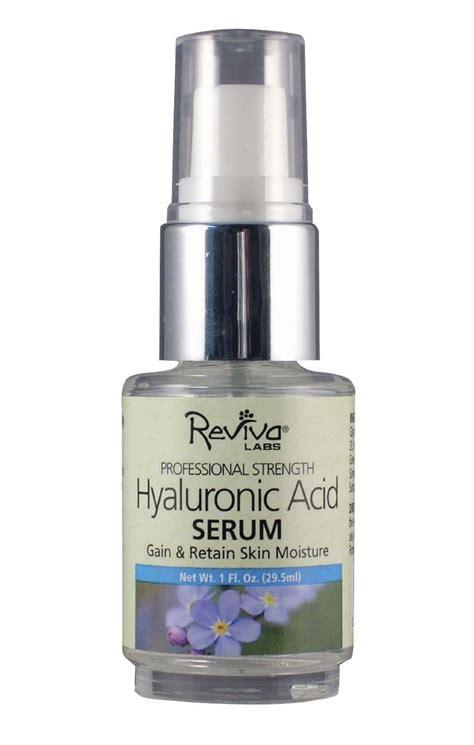Hyalumoist Serum reviva labs hyaluronic acid serum reviews photo ingredients makeupalley