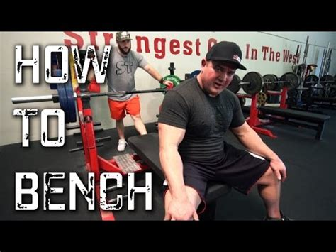 how to start benching how to start bench pressing strengthisfirst